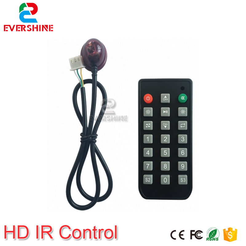 HD Infrared remote control use for HD-U61/U62/U63/U64/W60/W61/W62/W63/W64/S63/E62/E63/E64/E65/E66 single color led control card HD Infrared remote control use for HD-U61/U62/U63/U64/W60/W61/W62/W63/W64/S63/E62/E63/E64/E65/E66 single color led control card