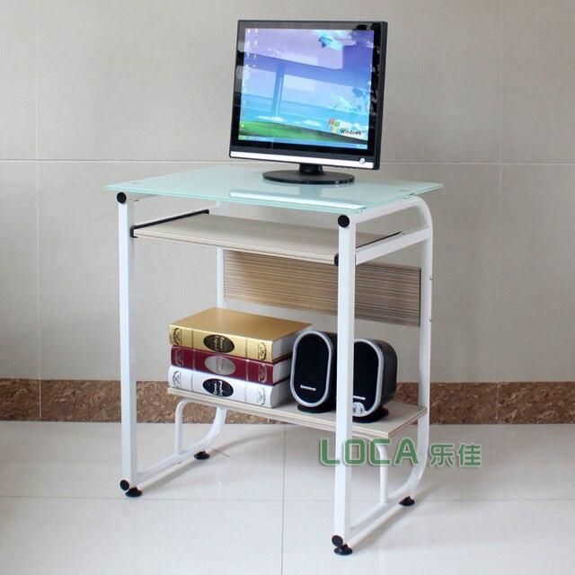 Ikea Simple Desktop Computer Desk Laptop Table New Korean Small Gl Tables