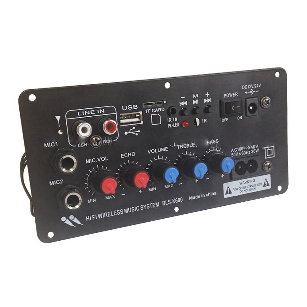 Verstärker Heim-audio & Video Aiyima Verstärker Audio Board Amplificador Subwoofer Verstärker Bord Eingebaute Bluetooth Fm Radio 220 V 12 V 24 V Digital Ic Rohr