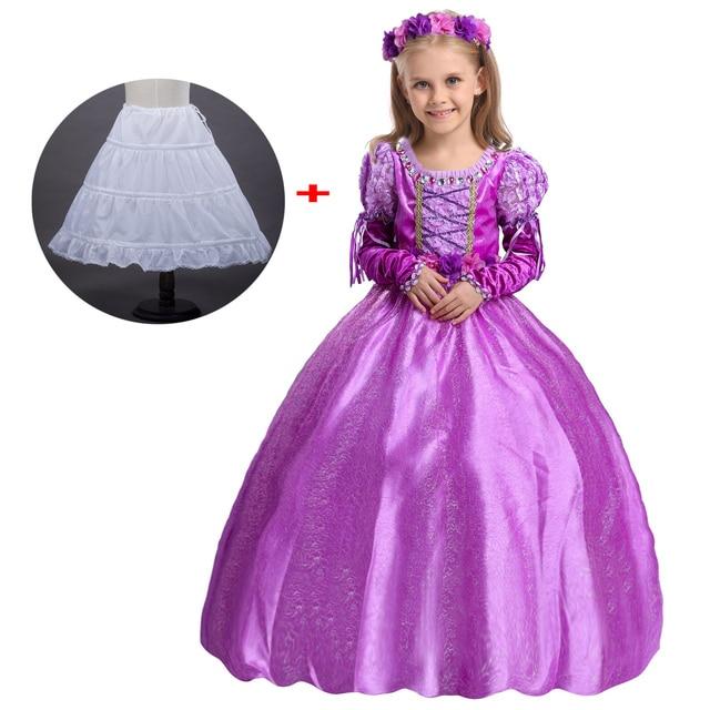 Rapunzel Ball Gown Dresses