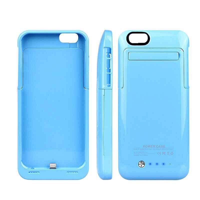 GagaKing 3500 мАч запасные аккумуляторы для телефонов для iphone6 6S батарея зарядное устройство чехол внешний батарея пакет мощность Чехол...
