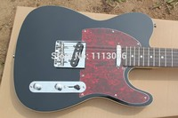 Free Shipping Wholsale Guitarra TL Guitarra Maple Neck Oem Black Color Electric Guitar Guitar In China