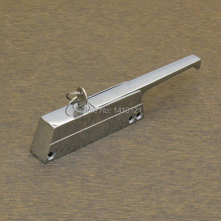 free shipping handle Freezer handle oven door hinge Cold store storage door lock latch hardware pull part Industrial plant