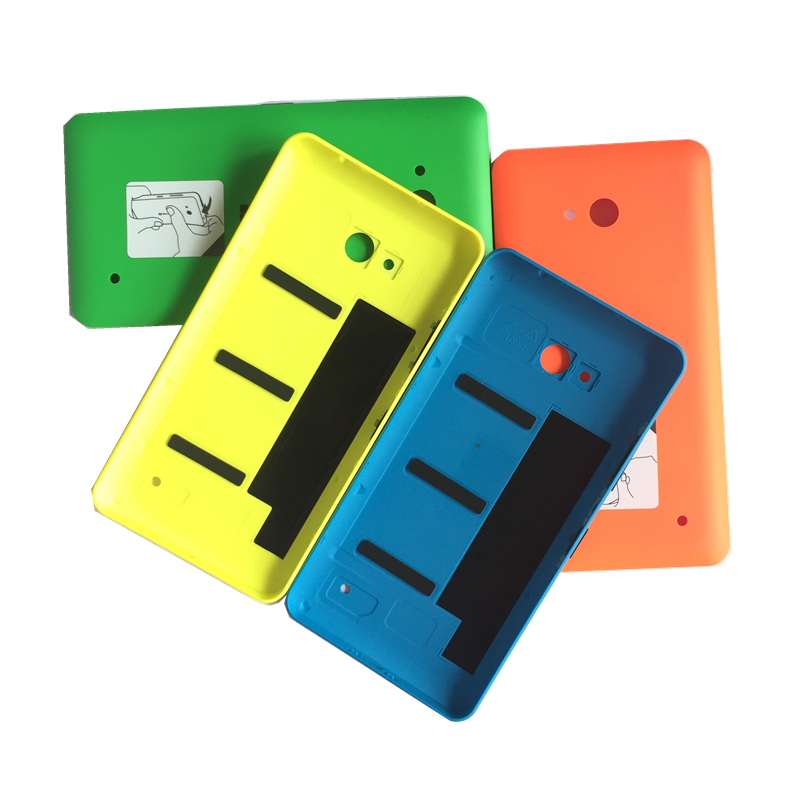 Back Cover For Microsoft Lumia 640 Battery Cover For Nokia Lumia 640 Housing Repair Door Case Back Shell Capa Lid 5.0''
