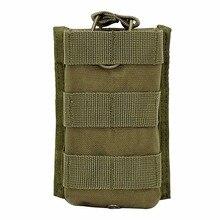 M4 M16 Bolsa 5:56. 223 Bolsas de Revistas Talkie Bolsas Nuevo Estilo Molle Tactical Hunting Rifle Mag Bolsillo Deportes Paquete Colgante