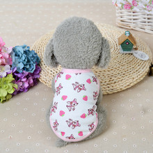 Puppy Cotton Dog Vest Clothes