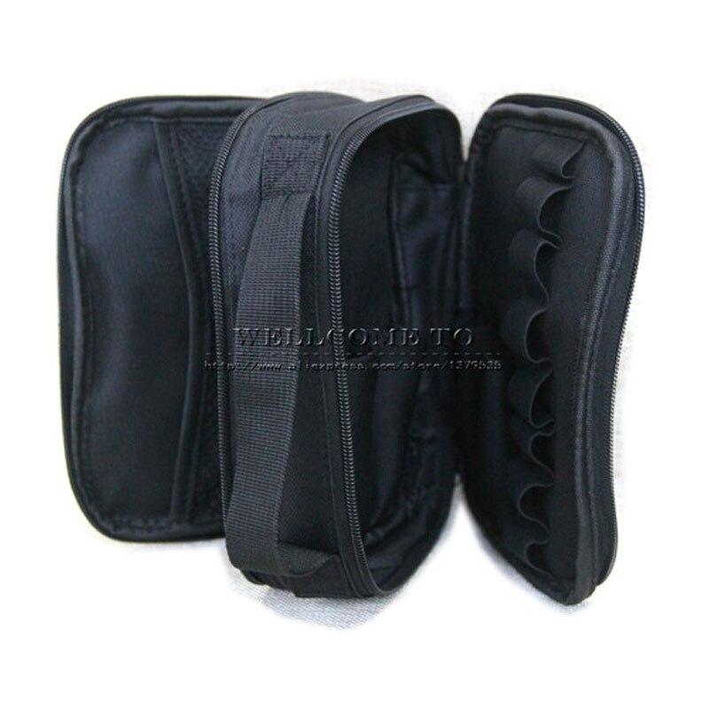 E-XY Double-deck Vape Pocket Vapor Tool Kit Bag for RTA RBA RDA Mods Box Battery DIY Tools Carry Bag Case Vape Pocket fashion
