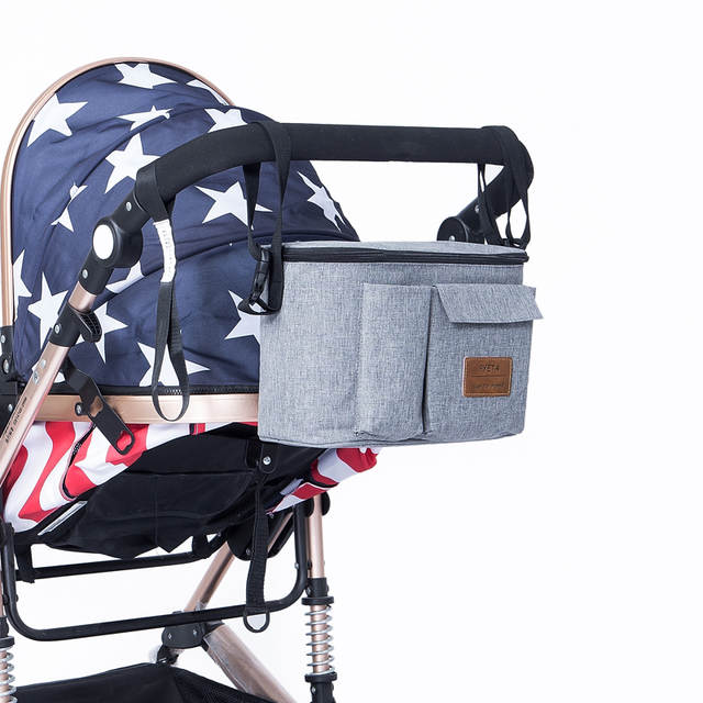 d3820aa39db69 Online Shop PYETA Baby Stroller Accessories Bag Diaper Bag For Baby Stuff  Stroller Organizer,Nappy Bag For Mom Travel,Stroller Cup Bag | Aliexpress  Mobile