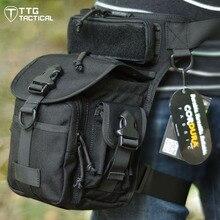 TTGTACTICAL CORDURA NYLON 1000D Multifunktions Military Bein Taschen Militär Drop Bein Taschen Elektrowerkzeug Oberschenkel Taschen