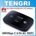 Оригинальный Разблокирована HUAWEI E5786 E5786s-32a 4 Г LTE-Advanced CAT6 FDD/TDD Мобильный Wi-Fi 300 Мбит Маршрутизатор Точки Доступа
