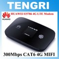Original Unlocked HUAWEI E5786 E5786s-32a 4G LTE-Advanced CAT6 FDD/TDD Mobile Wifi 300Mbps Router Hotspot