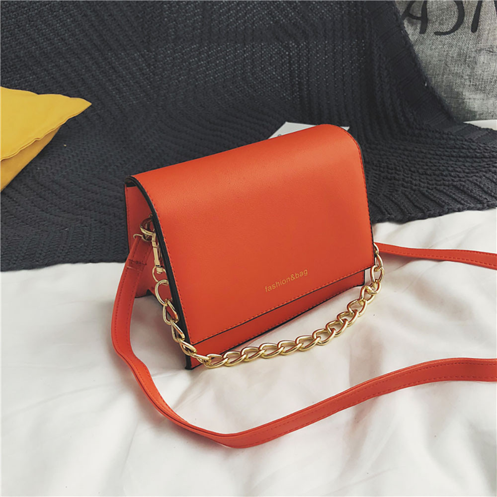 Woman Bag Small Tide Port Wind Simple Shoulder Wild Messenger Bolsa Masculina Sac Femme Sac Main Femme Torebka Damska