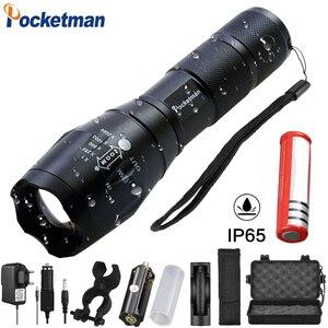 Pocketman 12000 Lumens High Po