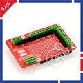 Оригинал Raspberry Pi 2/3/B + Аксессуары прототип Pi совета Прототипов Пи Пластина Бесплатная Доставка