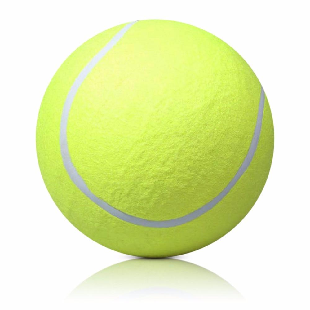 Giant Tennis Ball 24 CM Pet TOY Signature MEGA JUMBO Big Tennis Ball