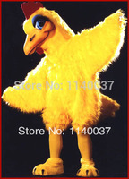 mascot Professional Clara Cluck Mascot Costume Chicken Rooster Mascotte Outfit Suit Fancy Dress for Holiday Party
