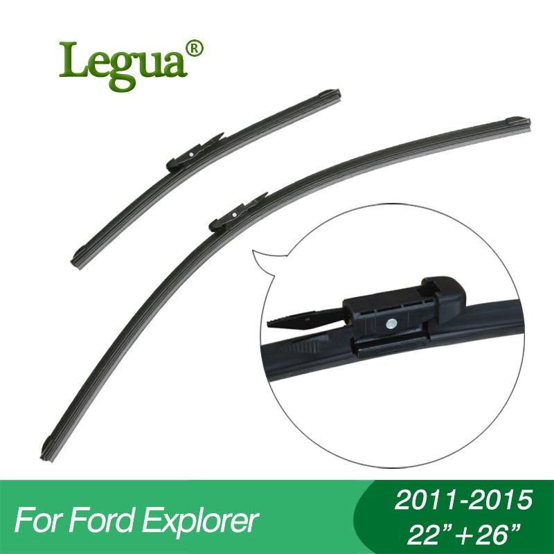 Legua wischerblätter für Ford Explorer (2011-2015), 22