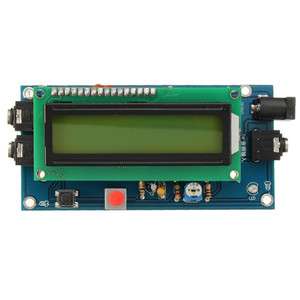 Image 3 - 2 v/500mA Morse Code Reader CW Decoder Morse code Vertaler Ham Radio Essentiële Module Zijn LCD
