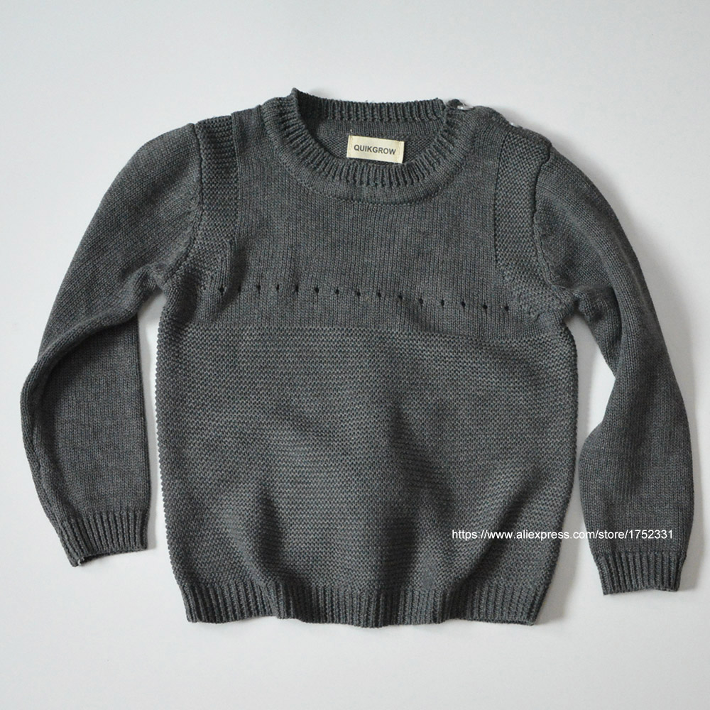 QUIKGROW-Cute-White-Charcoal-Cartoon-Rabbit-Long-Sleeve-Baby-Pullover-Knitted-Sweater-Infant-Girl-Boy-Ribbed-Warm-Tops-YM09MY-5