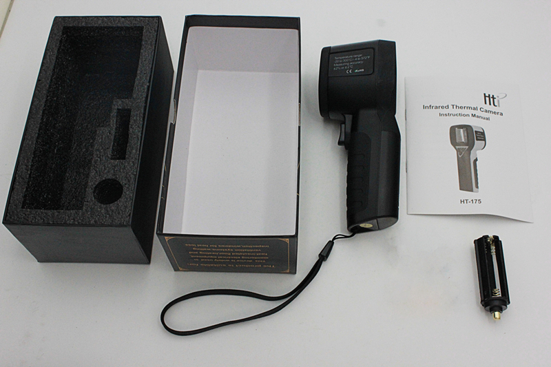 HT-02 Handheld Thermal Imaging Camera With Digital Display For Temperature Measuring 22