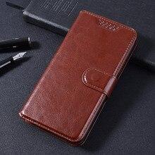 Flip Case For Microsoft lumia 430 435 520 530 532 730 830 925 930 950 PU Leather