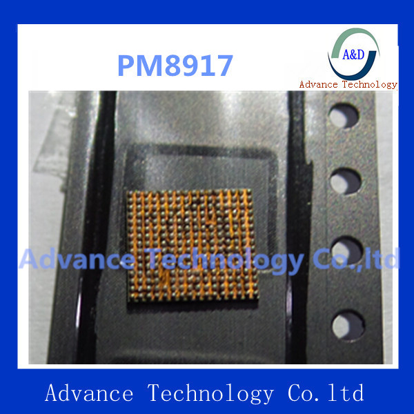 1PCS For Samsung I9505 Salaxy S4 power IC PM8917 with a trackable shipment1PCS For Samsung I9505 Salaxy S4 power IC PM8917 with a trackable shipment