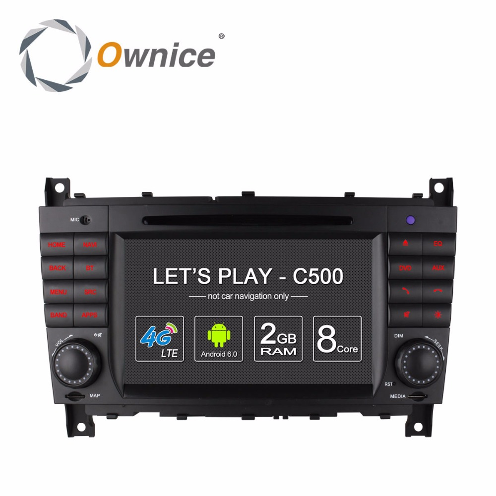 Ownice 4G ANDROID CAR GPS Navigation Auto Entertainment DVD font b Multimedia b font Video PLAYER