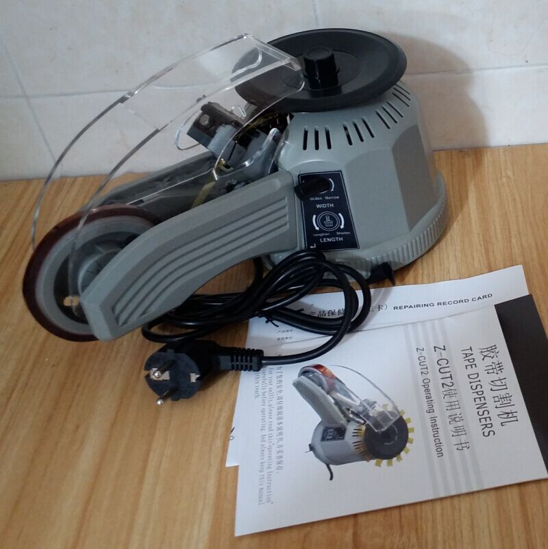 Enchufe de CA 220V / 110V Eu; Máquinas dispensadoras de cinta - Accesorios para herramientas eléctricas - foto 3