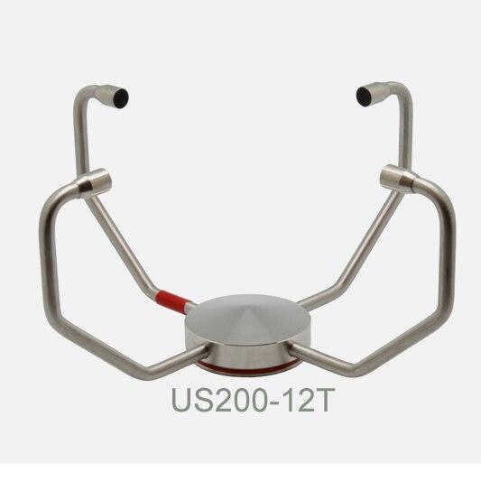Бесплатная доставка Ультразвуковой датчик скорости ветра полный набор US200 12T ультразвуковой датчик ветра Сборка DIY