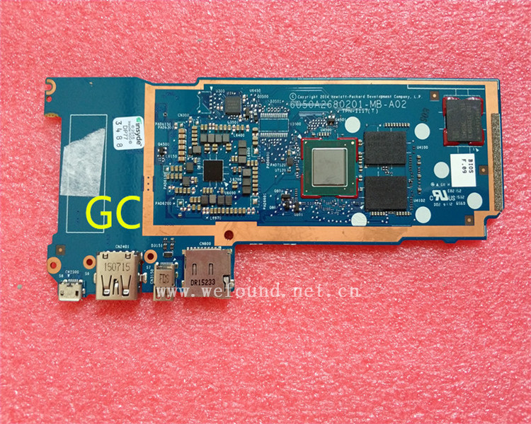 laptop Motherboard For X2 10-J014 784423-501 system mainboard Fully Tested motherboard for b300 cig41s v2 1 system mainboard fully tested