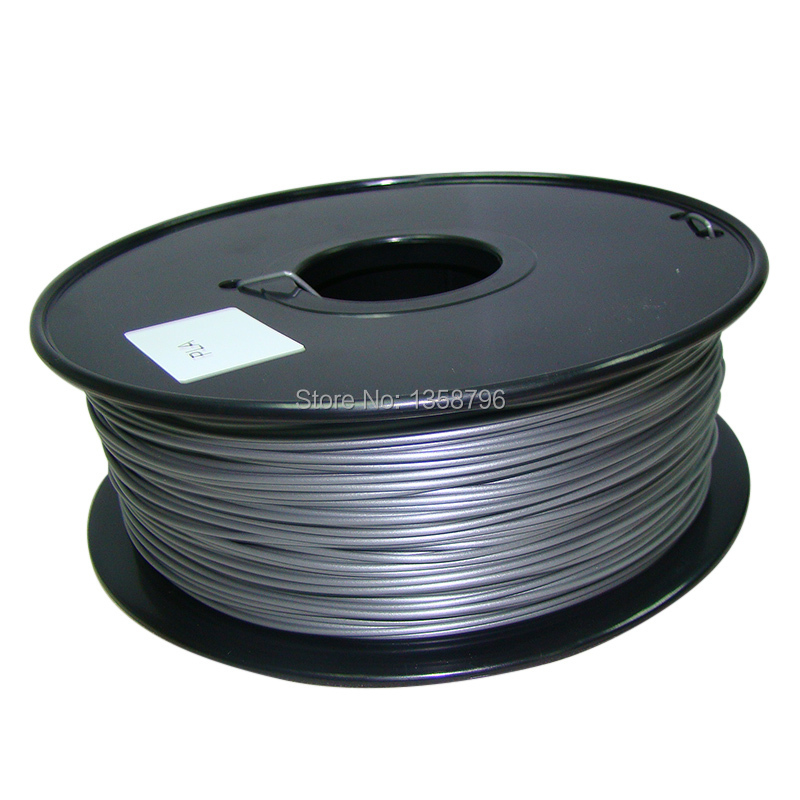 көк түсті 3d принтер филамент PLA / ABS 1.75mm - Кеңсе электроника - фото 4