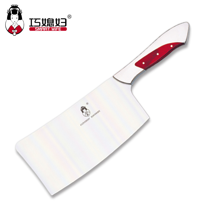 Free shipping SMART WIFE Chop Bone font b Knife b font Kitchen Cut Meat Vegetable Chef