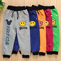 Free shipping!1 piece kids pants for boys sports trousers mickey boy pants Sweatpants spring and Autumn children clothing