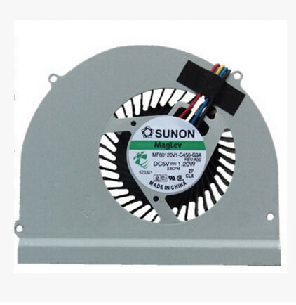 Brand New And Original CPU Cooling Fan For Dell Latitude E6530 Laptop Fan COOLER MF60120V1-C450-G9A KSB05105HA BH05