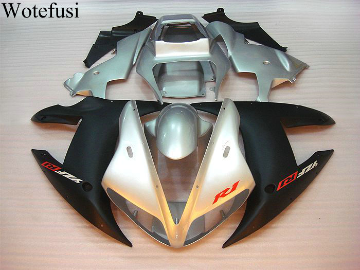 Wotefusi Hot New Black 2002 2003 Bodywork Motorcycle Fairing Injection Mold For YAMAHA YZF1000 R1 02-03 (12) [CK804] wotefusi black motorcycle injection mold bodywork motorcycle fairing for 2004 2005 2006 yamaha yzf1000 r1 04 05 06 3 [ck813]