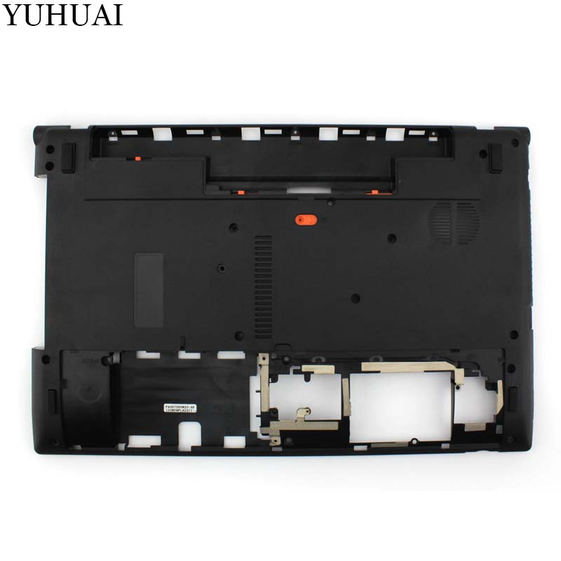 NEW Case Bottom For Acer Aspire V3 V3-571G V3 V3-551G V3-551 V3-571 Q5WV1 Laptop Bottom Base Case Cover 6 cells laptop battery for hp dv4 5000 m6 671731 001 671567 831 hstnn yb3n hstnn db3p hstnn ub3n 671731 001 mo06