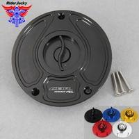 CNC Aluminum Keyless For Honda CBR 1000 RR CBR1000RR / Fireblade 2000 to up Motorcycle Accessories Fuel Gas Tank Cap Cover