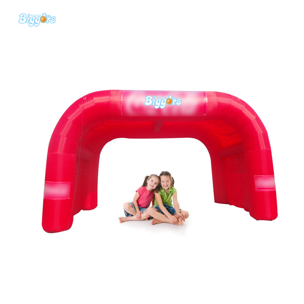 Outdoor Inflatable Advertising Arch Booth Tent For the Exhibition wlxy wl 010 mini cute aluminum storage can blue