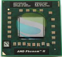 AMD Phenom CPU Quad core P960 HMP960SGR42GM CPU 1,8G getaktet 2M Buchse S1 Notebook CPU