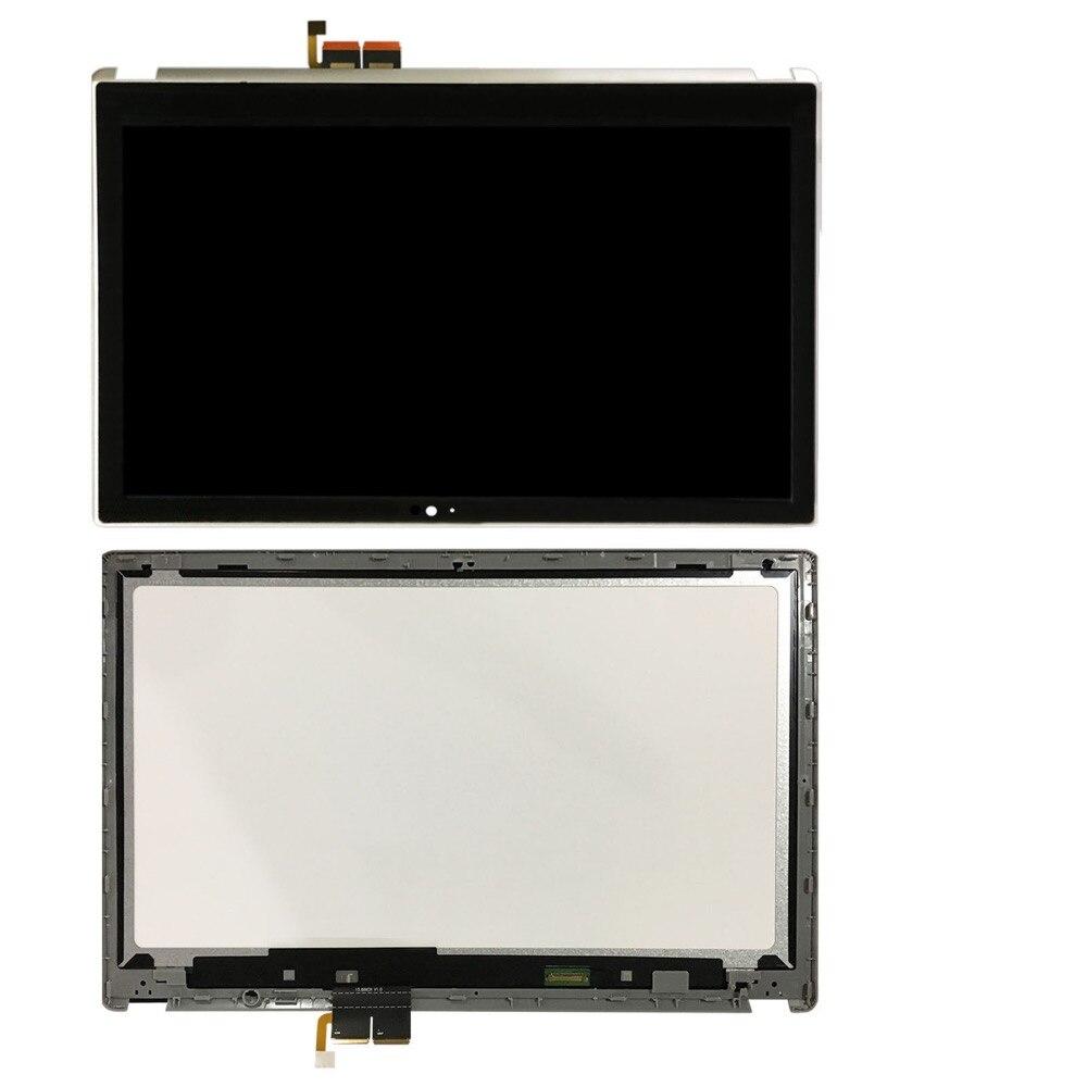 V5 571 сенсорный ЖК экран в сборе 15,6 для acer Aspire V5 571p Ms2361 Ремонт дисплея дигитайзер Рамка панель + рамка сенсорная Рабочая