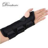 Carpal Tunnel Medical Wrist Supports Brace Lengthen Bandage Hand Wrist Protectors Adjustable Orthosis Hand Safety
