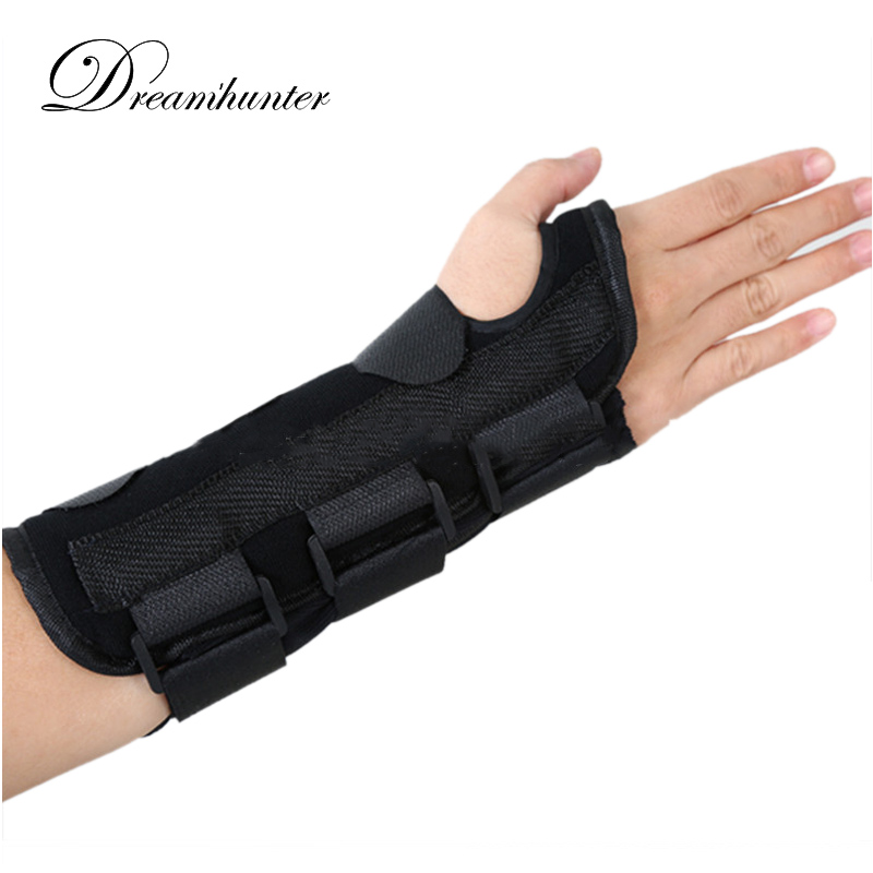 Carpal Tunnel Medical Wrist Supports Brace Lengthen Bandage Hand Wrist Protectors Adjustable Orthosis Hand Safety ...