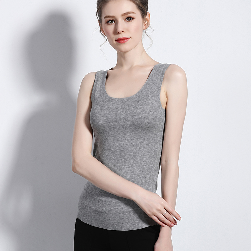 TWTZQ New M-XXL Plus Size Summer Sleeveless Tank Top Women T Shirt Cotton O-Neck V-Neck Slim Girls Tops Women Clothes 3BX004