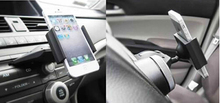 Car CD Player Slot Mount Cradle GPS Tablet Phone Holders Stands For ZTE nubia Z11 mini S/Prague S/Z9,Alcatel I Dol 4,MEIZU MX4