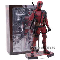 Heißer Spielzeug Marvel Deadpool 1/6 Skala PVC Action Figure Sammeln Modell Spielzeug