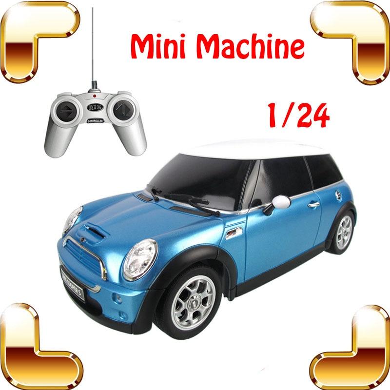 New Year Gift 1/24 Cute RC Mini Sedan Car Radio Control Toys Model Drift Electric Machine Boys Car Tiny Classic Present