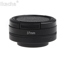 New Camera UV Filter 37mm Black UV Protective Lens Glass Cover Case Filter Kit For Xiaomi Yi Action Sports Camera