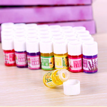 12PCS/Set 3ml Natural Plants Aromatic Fragrance Essential Oil Water-soluble Flavor Oil Spa Massage Oil Aromatherapy Supply