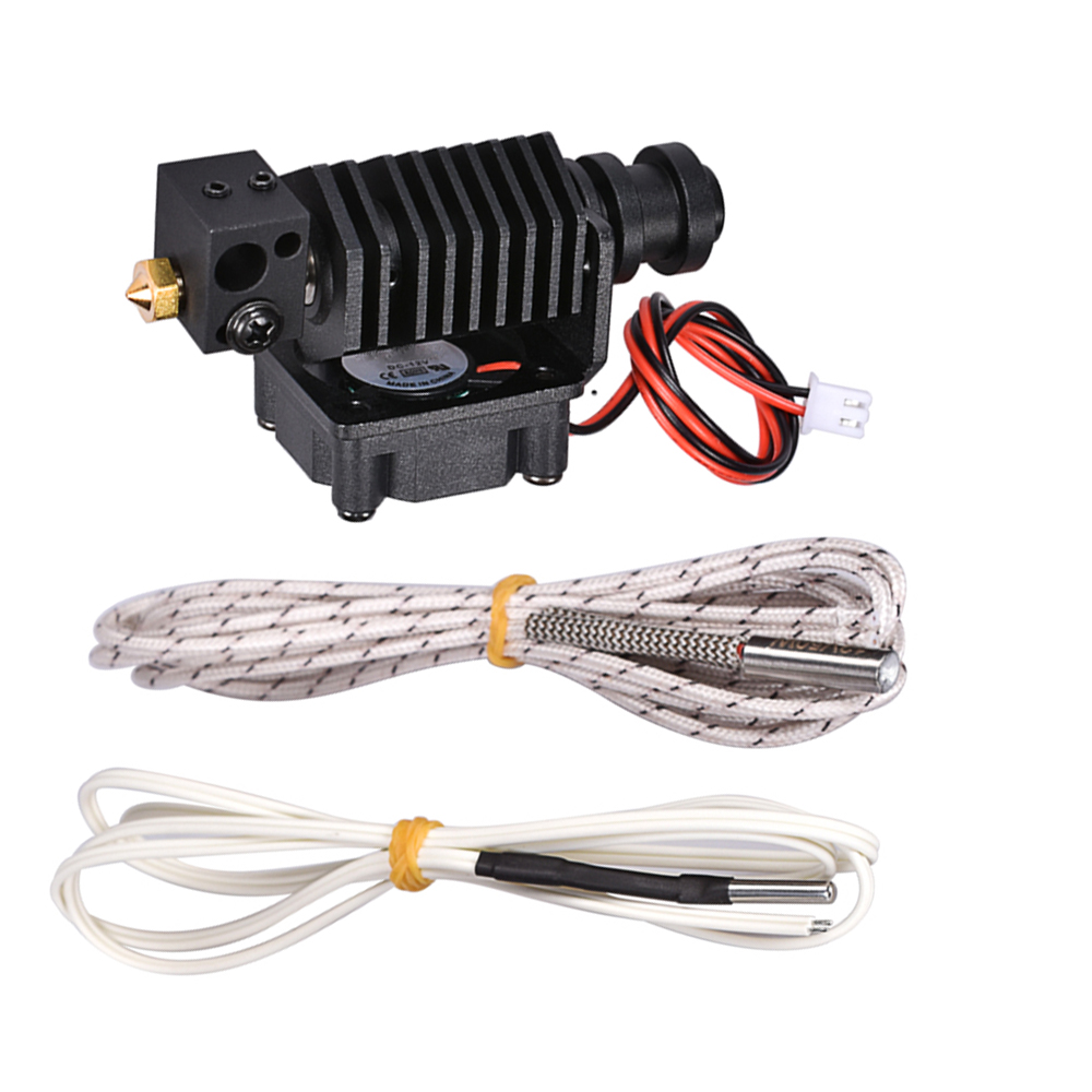 3D Printer Parts E3D V6 Hotend 0.4/1.75MM All metal J-head Remote extruder Kit with 12 24V heater 1M 2M HT-NTC100K Thermister3D Printer Parts E3D V6 Hotend 0.4/1.75MM All metal J-head Remote extruder Kit with 12 24V heater 1M 2M HT-NTC100K Thermister