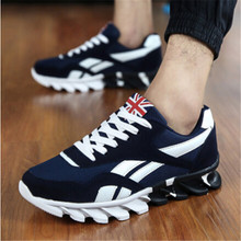 Autumn Men Sneakers for men Running shoes Mesh Breathable sneakers sport running shoes athletic sneakers sport shoes